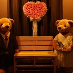 Wedding Big bears