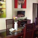 Dine in with takeways from Bella Vista or La Monde