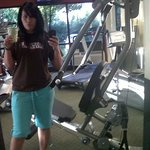 Gym was great!