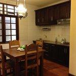 keuken familyroom begane grond