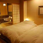 部屋+風呂