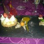 tarte au citron meringuée un régal!!!!!!