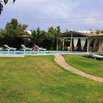 Pool and poolbar