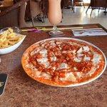 La fameuse pizza d'Alfil