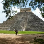 the great pyramid of Chichen Itza