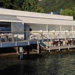 Sens Gourmetrestaurant und Beach Lounge