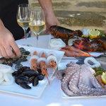 Cene a base di Pesce nella tradizione Mediterranea