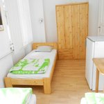 3 bed private room with shared bathroom