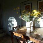 La Casetta breakfast area