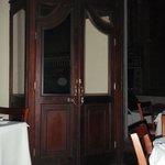 Interior entry