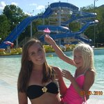 Whale's Tail Water Park Lincoln NH