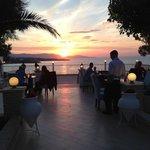 Foto de Balcony Blue and Sea Restaurant
