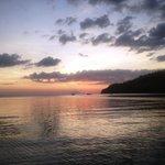 Sunset at Waecicu