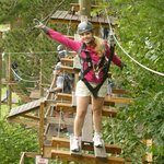 Cranmore Rope Course Adventure