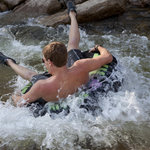 Tubing the Saco River NH!