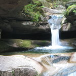 Sabbaday Water Falls an easy family hike