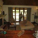 Livingroom in Cottage