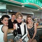 Tournage pub Carrefour de l'Estrie en mars 2013