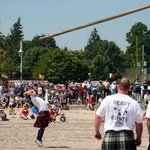 The Heavy Events on the Cobourg Beach