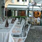 terrasse et restaurant