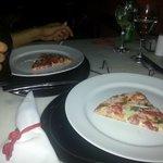 Pizza sensacional!!!