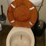 Toilette Zimmer 6