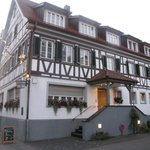Front of Gasthaus