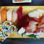 Sushi- Sashimi Combo