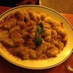 Baked Cheese Gnocchi's - Best we've had since Florence Italy