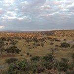 Tarangire Safari Lodge Deck View