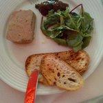 Hühnerleberpastete mit Zwiebel - Chutney