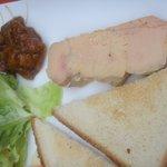 la (très bonne) terrine de foie gras maison