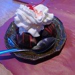 Dragon Egg Dessert
