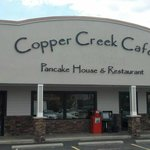 Welcome to Copper Creek Cafe