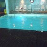 le spa à l'hôtel fabuleux!!!!!