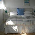 Sovrum i vår svit.