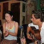 Japonesa cultora de la música flamenca
