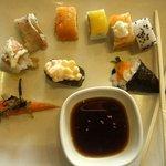 ahhhh~! sushiiiii