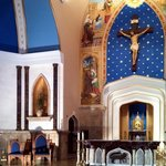 Altarpiece and Sanctuary