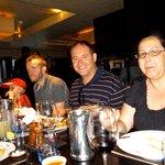 Enjoying Buggiss Brasserie