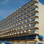 hotel ( balcon)