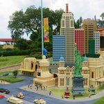 New York City by Lego