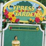 Enjoyed walking through what's left of Cypress Gardens