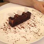 Lingot croustillant au chocolat et bonbons pétillants