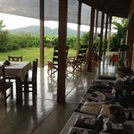 veranda, Casa Amanecer, WOW, how's this for a view?