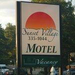 new motel sign