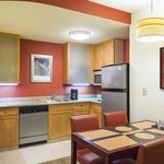 Suite Kitchen/Dining Area