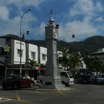 The Clock Tower, Victoria Mahé