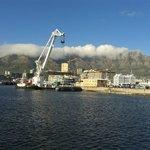 Bom dia Cape Town!