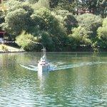 peasholm park-naval warare
